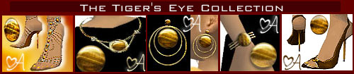 Tiger's Eye Collection